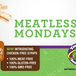 Go meat-free on Mondays at Tropical Smoothie Cafe