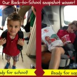 The Back-to-School Snapshot Winner