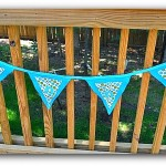 How-To: Make an adorable name bunting for your kid's next birthday