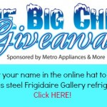 Giveaway: Refrigerator from Metro Appliances & More!!