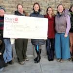 Ozark Natural Foods donates $20,000 to Apple Seeds Teaching Farm
