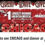 Giveaway: Tickets to see Chicago at Walton Arts Center