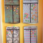 Crafty Mama: Cute chore charts made from cookie sheets!