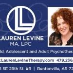 Sponsor spotlight: Therapist Lauren Levine