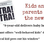 Local and national parenting headlines