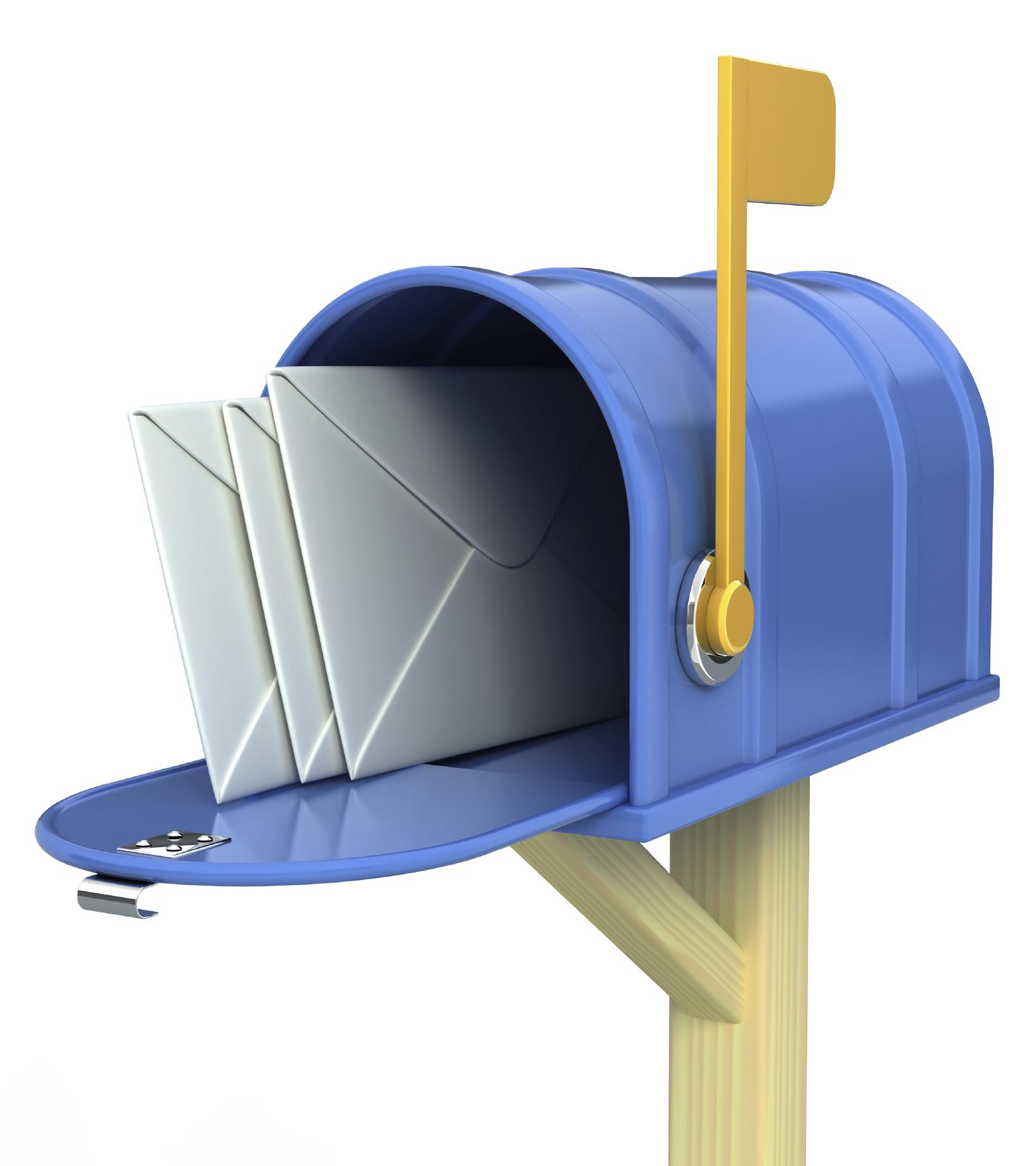 Картинка для почтового ящика