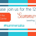 Giveaway: Tickets to the Summer Salsa event on June 20th!
