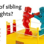 5 tips for dealing with sibling rivalry