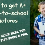 How to take better Back-to-School pictures
