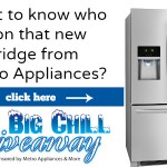 Meet the mama who won the Metro refrigerator!