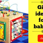 Baby Gear and Gadgets: Gift ideas for 1-year-olds