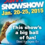 Giveaway: Slava's Snowshow at Walton Arts Center