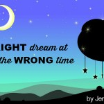 Slightly Tilted: The Right Dream at the Wrong Time