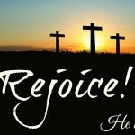 Devotion in Motion: Rejoice on Easter Sunday