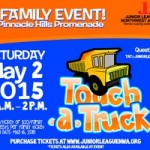 Giveaway: Touch-A-Truck Family Pack + lunch at the event!