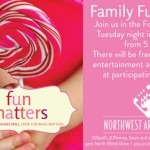 Tonight: Family Fun Nights start at the NWA Mall!