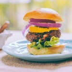 Mealtime Mama: No Ordinary Burger from My Brother's Salsa