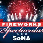 Giveaway: 5 mamas will win tickets to the July 4th Fireworks Spectacular!
