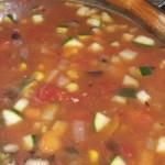 Mealtime Mama: Garden Vegetable Soup