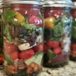 Mealtime Mama: Make-ahead salads to take to work or eat on the run