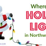 Where to see Christmas lights in Northwest Arkansas