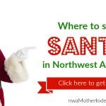 Christmas 2015: Where to see Santa this season in Northwest Arkansas!