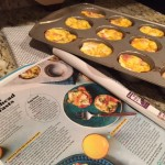 Mealtime Mama: Ham & Cheese egg cups to make ahead for breakfast