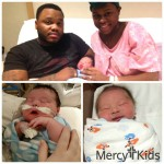 New Year babies born at Mercy