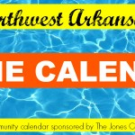 Northwest Arkansas Calendar of Events: June 2017