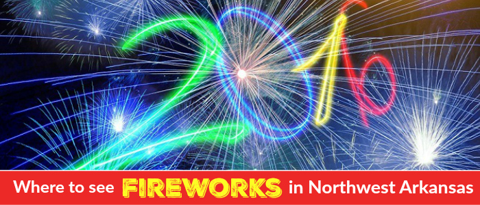 Where To See Fireworks Fourth Of July In Northwest