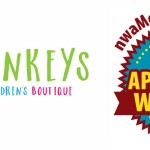 "3 Monkeys: ""Best Local Children's Clothing"" Award Winner"
