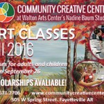 Giveaway: Win a six-week 'Kreative Kids' class at Community Creative Center!