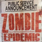 Help fight the Zombie Epidemic at Modern Mission in Fayetteville
