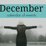 Northwest Arkansas Calendar of Events: December 2016