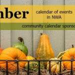 Calendar of Events in Northwest Arkansas: November 2016