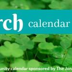 Northwest Arkansas Calendar of Events: March 2017
