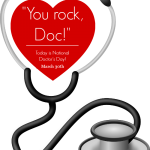 March 30th is National Doctors' Day
