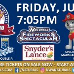 Paw Patrol coming to Northwest Arkansas Naturals Game on July 14th!