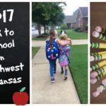 Back to School Pictures in Northwest Arkansas