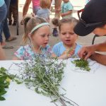 2017 'Off season' Little Sprouts sessions at the Botanical Garden of the Ozarks