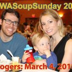 "Giveaway: Free tickets to the popular ""Soup Sunday"" event at John Q. Hammons!"