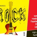 Fayetteville Public Library's Summer Reading Kick-off is Saturday, June 2!