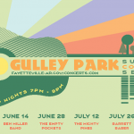 2018 Gulley Park Summer Concert Series starts on May 31st!