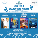 Outings Under $20: Free Dive-In & Splash Pad movie nights in Springdale