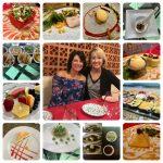 Mamas in Mexico! The fabulous food we ate on vacation at El Dorado Maroma