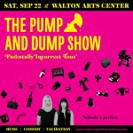 Giveaway: Win tickets to 'The Pump and Dump' comedy show for moms!