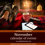Northwest Arkansas Calendar of Events: November 2018