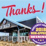 Mom-Approved Award Winner: Slim Chickens