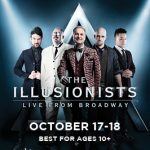 Giveaway: Win tickets to see The Illusionists magic show at Walton Arts Center!