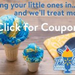 Sweet Offer from The Spark Cafe: Free scoop of ice cream for mom!